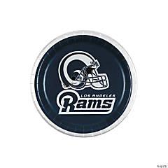 NFL® Los Angeles Rams™ Paper Dessert Plates