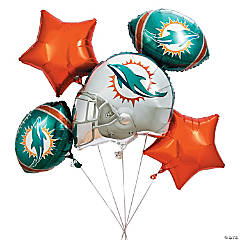 NFL® Miami Dolphins™ Balloon Set