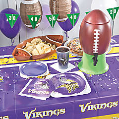 NFL® Minnesota Vikings™ Deluxe Party Pack