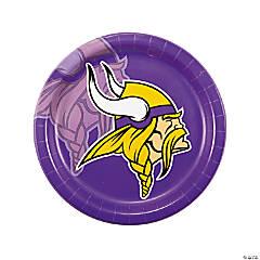 NFL® Minnesota Vikings™ Paper Dinner Plates