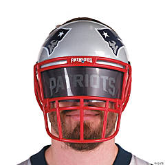 NFL® New England Patriots™ Helmet-Style Fan Mask