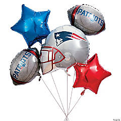 NFL® New England Patriots™ Mylar Balloons