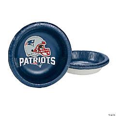 NFL® New England Patriots™ Paper Bowls