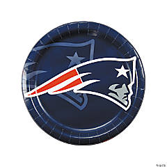NFL® New England Patriots™ Paper Dinner Plates