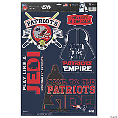 NFL® New England Patriots™ Star Wars™ Decals