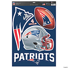 NFL® New England Patriots™ Window Decals