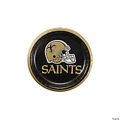 NFL® New Orleans Saints™ Dessert Plates