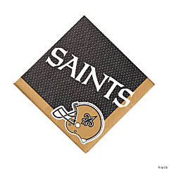 NFL® New Orleans Saints™ Luncheon Napkins