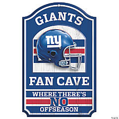 NFL® New York Giants™ Fan Cave Sign