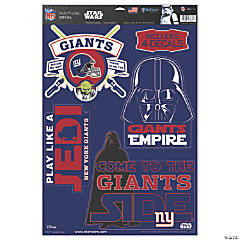 NFL® New York Giants™ Star Wars™ Decals