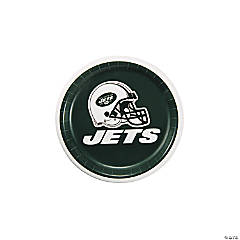 NFL® New York Jets™ Dessert Plates
