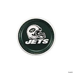 NFL® New York Jets™ Paper Dessert Plates