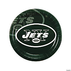 NFL® New York Jets™ Paper Dinner Plates