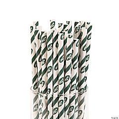 NFL® New York Jets Paper Straws