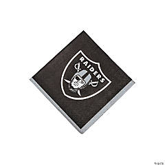 NFL® Oakland Raiders™ Beverage Napkins