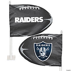 NFL® Oakland Raiders™ Car Flag