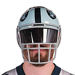 NFL® Oakland Raiders™ Helmet-Style Fan Mask