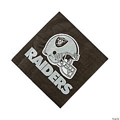 NFL® Oakland Raiders™ Luncheon Napkins