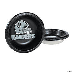 NFL® Oakland Raiders™ Paper Bowls