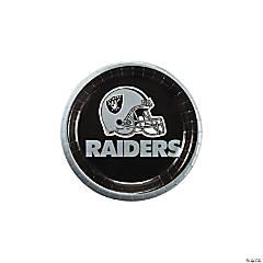 NFL® Oakland Raiders™ Paper Dessert Plates