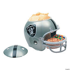 NFL® Oakland Raiders™ Snack Helmet