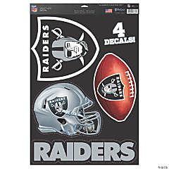 NFL® Oakland Raiders™ Window Decals