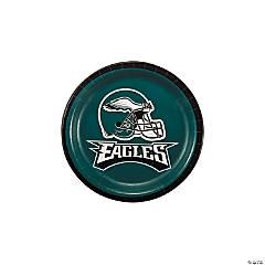 NFL® Philadelphia Eagles™ Paper Dessert Plates