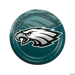 NFL® Philadelphia Eagles™ Paper Dinner Plates
