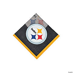 NFL® Pittsburgh Steelers™ Beverage Napkins