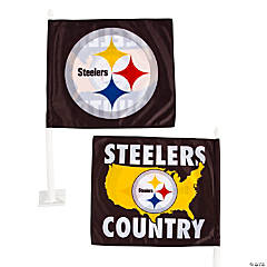 NFL® Pittsburgh Steelers™ Car Flag