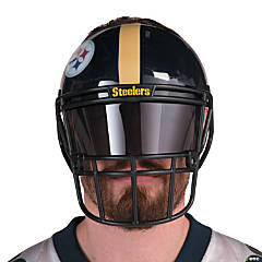 NFL® Pittsburgh Steelers™ Helmet-Style Fan Mask