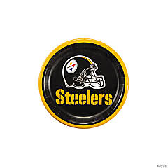 NFL® Pittsburgh Steelers™ Paper Dessert Plates