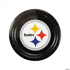 NFL® Pittsburgh Steelers™ Paper Dinner Plates