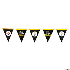 NFL® Pittsburgh Steelers™ Pennant Banner