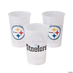 NFL® Pittsburgh Steelers Plastic Cups