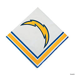 NFL® San Diego Chargers™ Luncheon Napkins