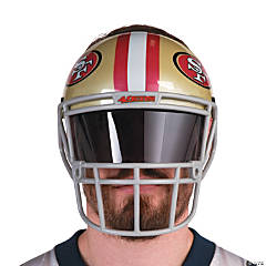 NFL® San Francisco 49ers™ Helmet-Style Fan Mask
