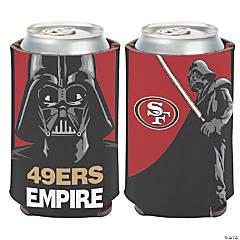 NFL® San Francisco 49ers™ Star Wars™ Can Cooler