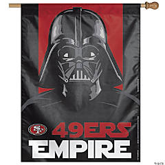 NFL® San Francisco 49ers™ Star Wars™ Pennant Banner