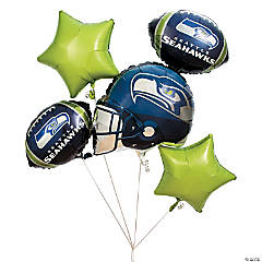 NFL® Seattle Seahawks™ Balloon Set