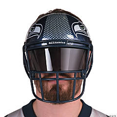 NFL® Seattle Seahawks™ Helmet-Style Fan Mask
