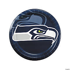 NFL® Seattle Seahawks™ Paper Dinner Plates
