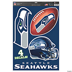 NFL® Seattle Seahawks™ Window Decals