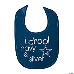 NFL<sup>&#174;</sup> Dallas Cowboys<sup>&#8482;</sup> Baby Bib