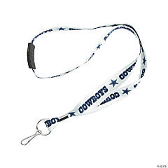 NFL<sup>&#174;</sup> Dallas Cowboys<sup>&#8482;</sup> Lanyard