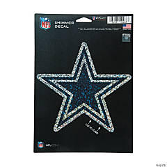 NFL<sup>&#174;</sup> Dallas Cowboys<sup>&#8482;</sup> Shimmer Decal