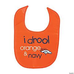 NFL<sup>&#174;</sup> Denver Broncos<sup>&#8482;</sup> Baby Bib