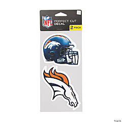 NFL<sup>&#174;</sup> Denver Broncos<sup>&#8482;</sup> Perfect Decals