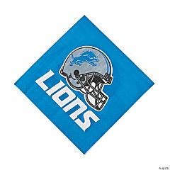 NFL<sup>&#174;</sup> Detroit Lions&#8482; Luncheon Napkins