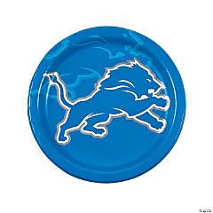 NFL<sup>&#174;</sup> Detroit Lions&#8482; Paper Dinner Plates